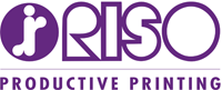 Official Logo RISO Productive Printing